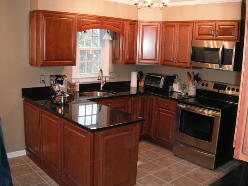 Kitchen Floor & Re-design