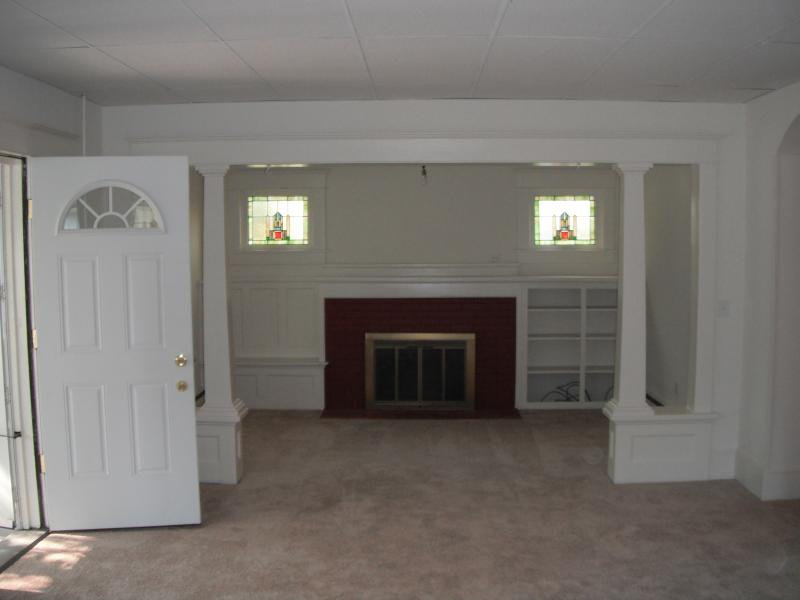 Interior Repairs & Lead Paint Removal - After