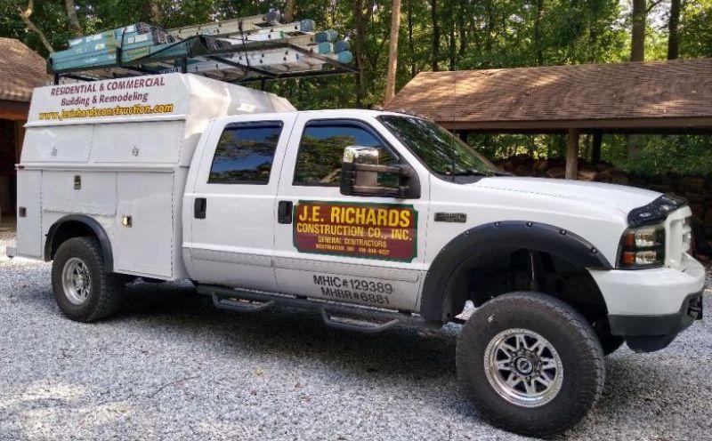The J. E. Richards Construction Co., Inc.