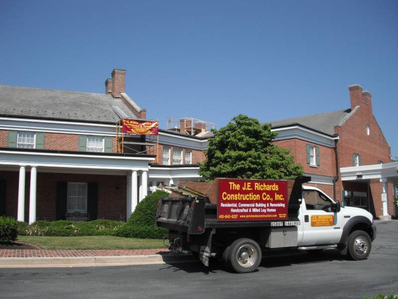 Commercial & Office Renovations & Repairs