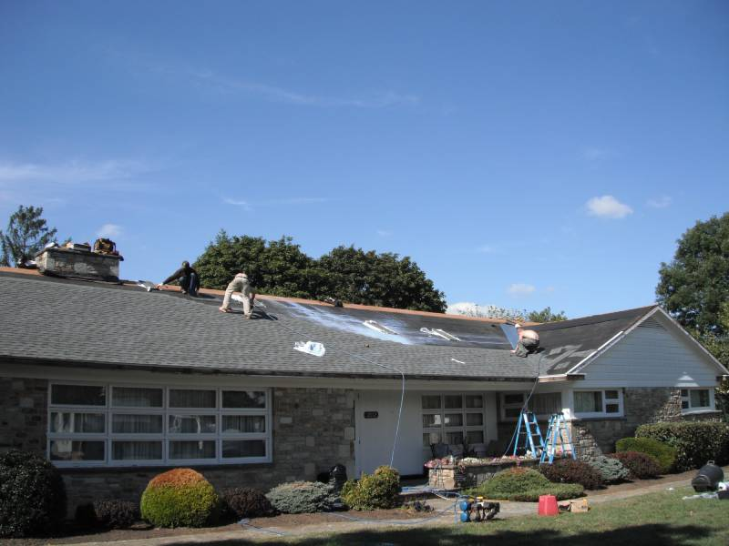 Siding, Roof, Gutters, Windows & Doors